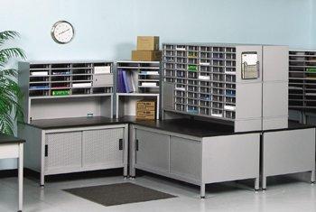 Internal Postal Furniture